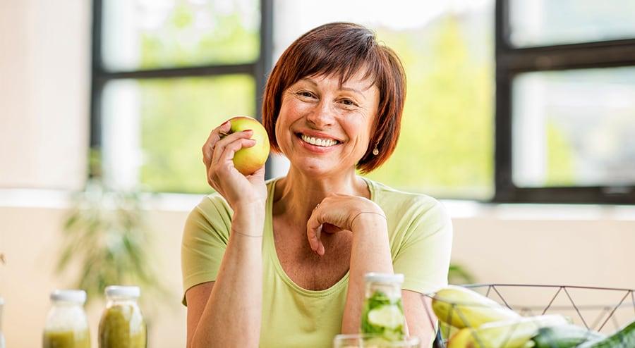 Fruits sains et faciles à manger pour les aînés