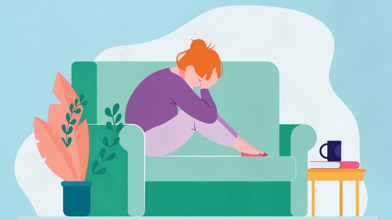Anxiété chronique associée à un trouble thyroïdien